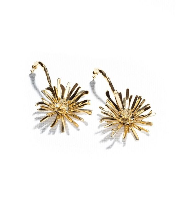 & Other Stories Flower Bomb Earrings