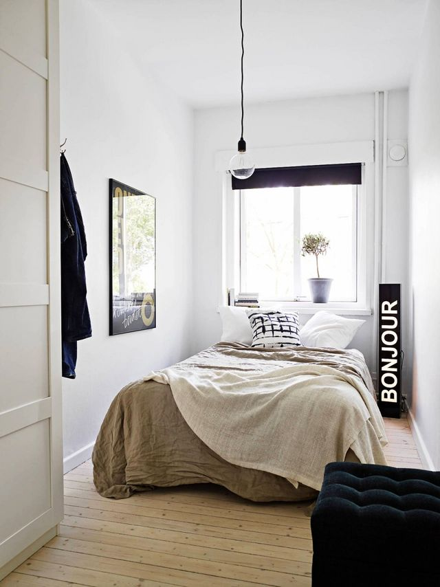 17 Tiny Bedrooms With Huge Style Mydomaine