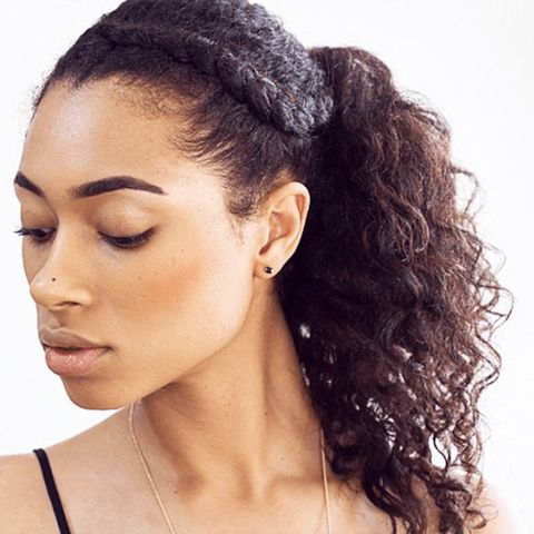 9 Easy Hairstyles for When Your Hair Is 90% Dry Shampoo