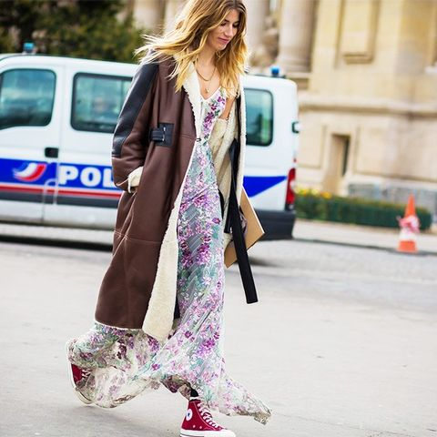 style a maxi dress