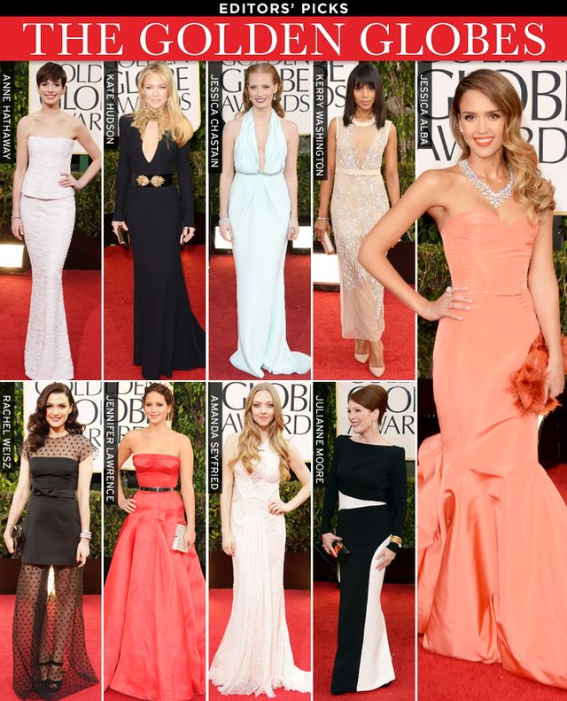 2013 Golden Globes