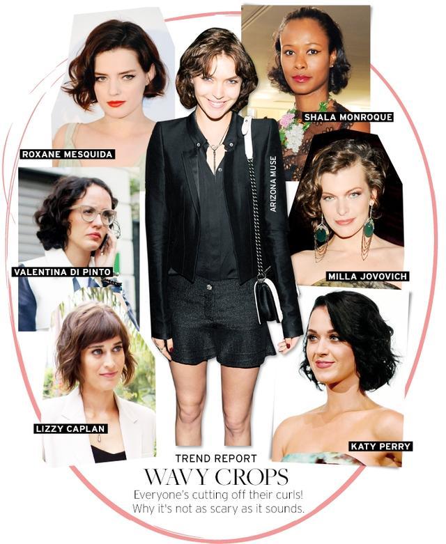 Wavy Crops