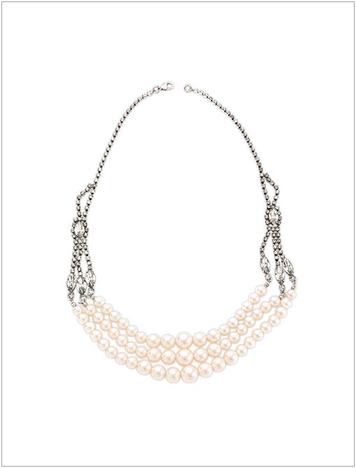 Regal Multi Strand Necklace ($672)  Image courtesy of Shopbop.com