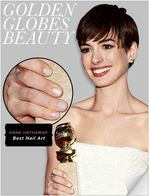 Golden Globe Beauty Superlatives