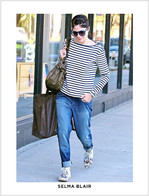Similar Style:Paige Jimmy Jimmy Jeans ($199) in Topanga DestructionImage courtesy of FameFlynet Pictures