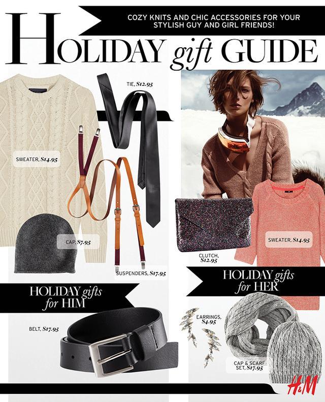 H&M Holiday Picks