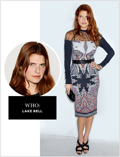 WHO: Lake BellWHAT: Starred in HBO's How to Make It in America.WHY: Bell not only has a movie at Sundance-In a World...-she wrote, directed, and stars in it!Images courtesy of Getty Images