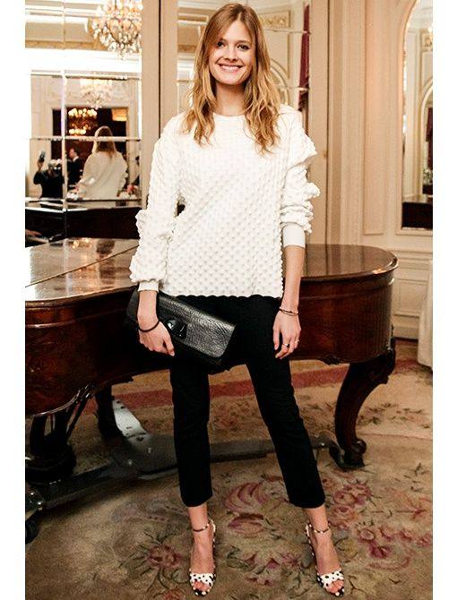 Louise Goldin Dino Sweater ($1000)