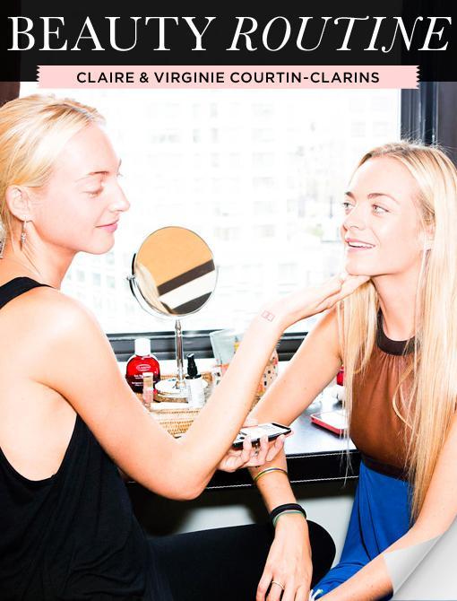 Claire & Virginie Courtin-Clarins