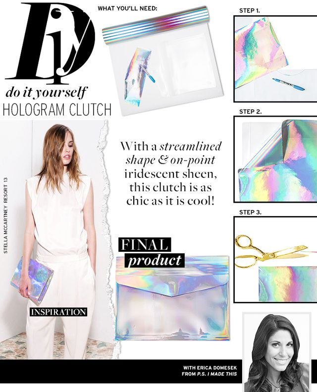 Hologram Clutch