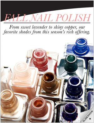 Best of Fall Nail Polish