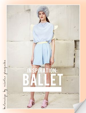 Ballet Pieces