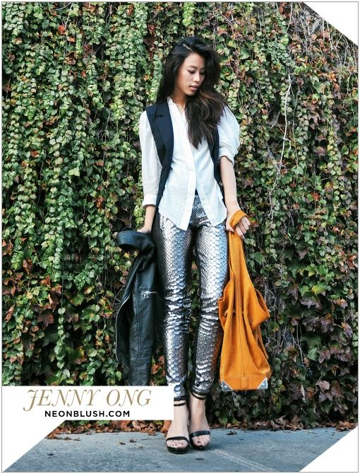 Blog: Neon Blush