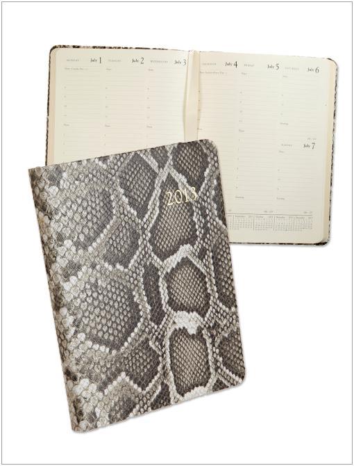 2013 Desk Diary ($98)