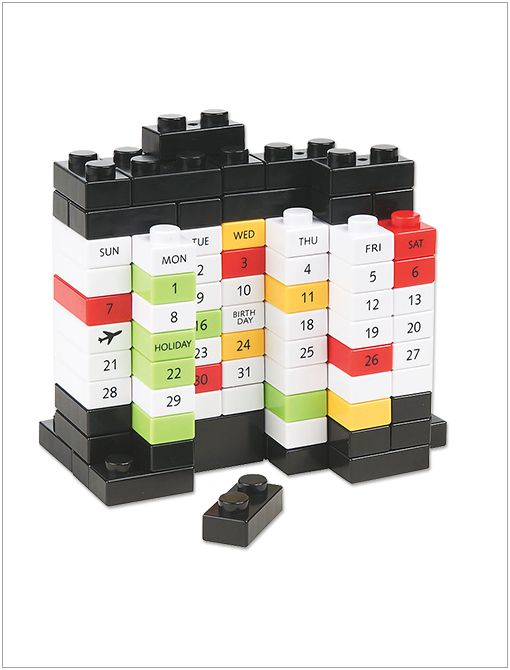 Puzzle Calendar ($13)