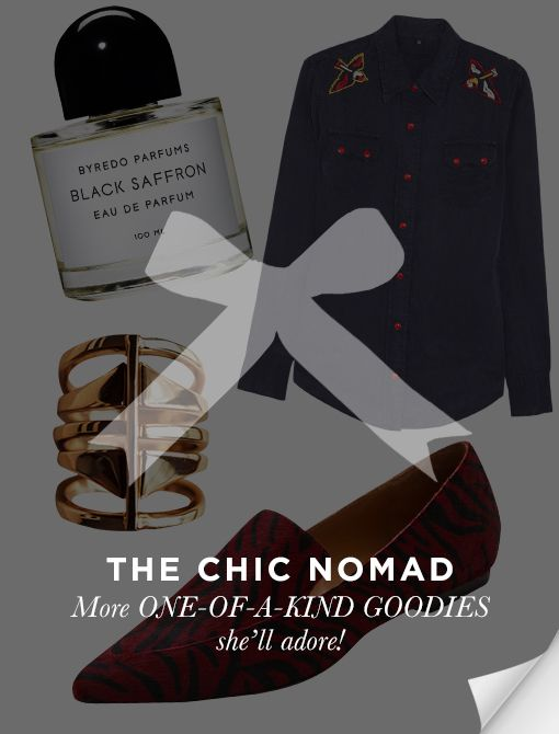 More Gifts for The Chic Nomad