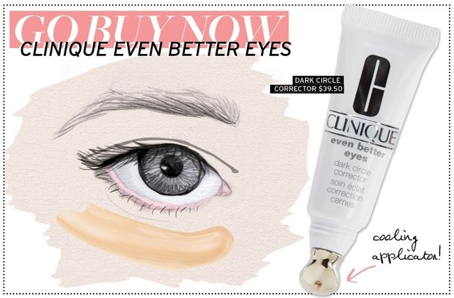 Clinique's Even Better Eyes