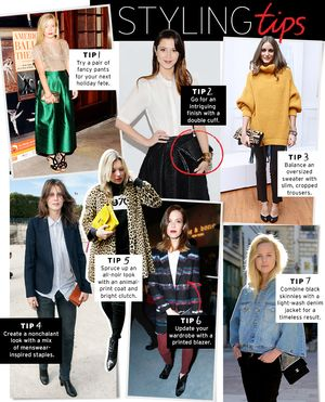 Styling Tips-November