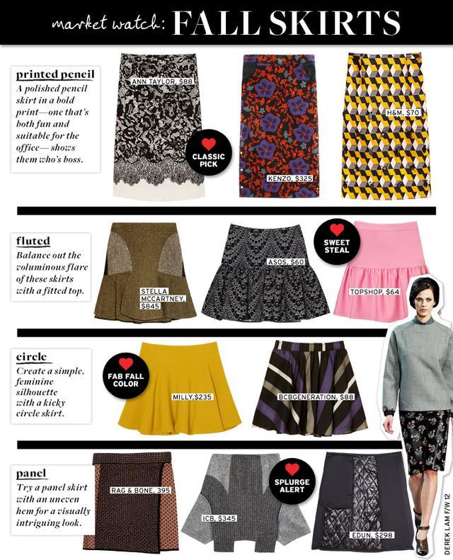 Fall Skirts