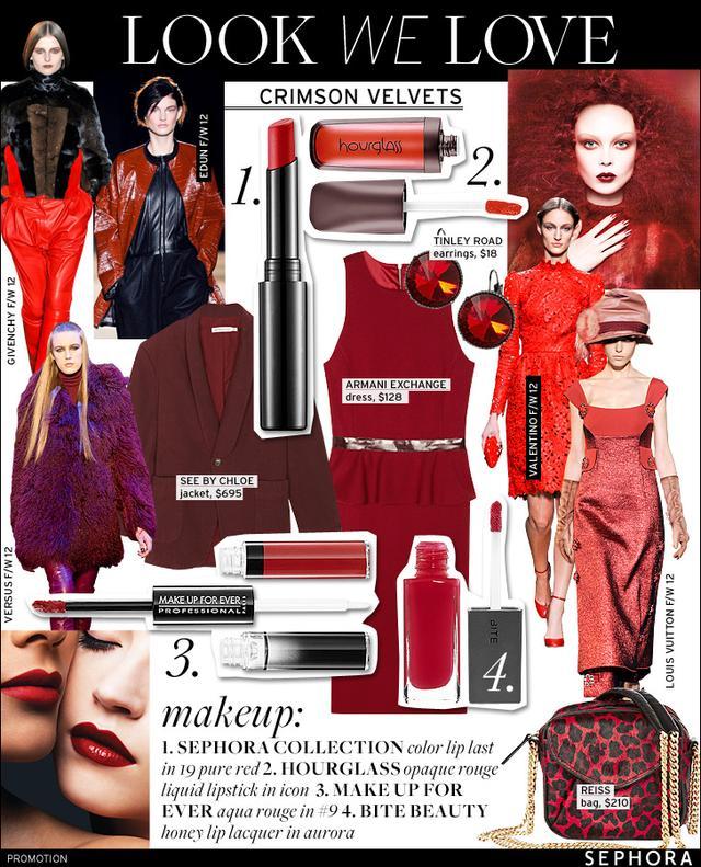 Crimson Velvets