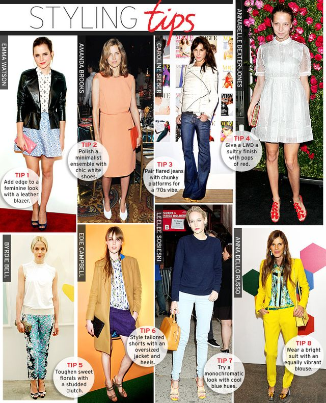 Styling Tips-May