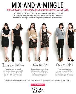 The Essential Little Black Dress Boutique
