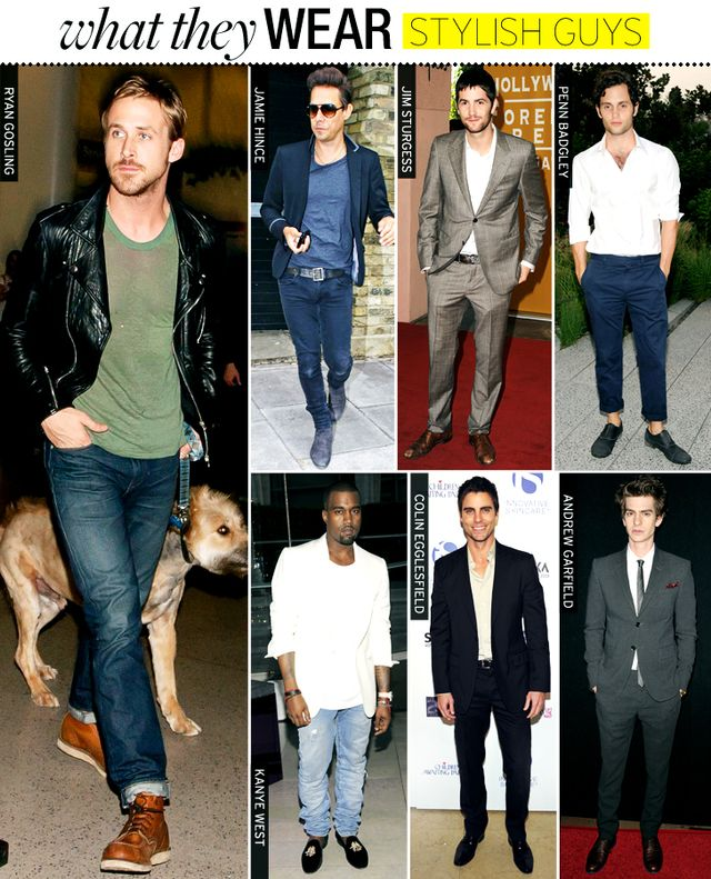 Stylish Guys