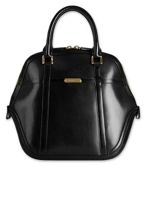 Shop Spring's Biggest Accessory Trend--Black Bags