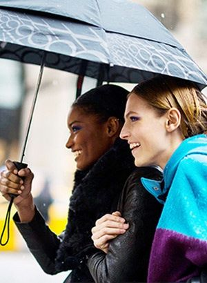 Stay Dry This Spring--Grab a Stylish Umbrella