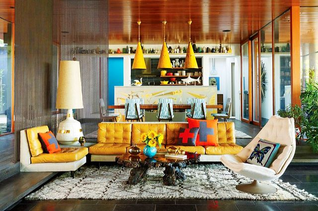 This is happening mexican modernism mydomaine for Mexican interior designs