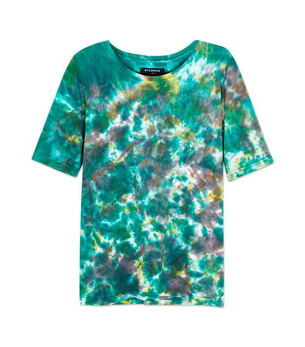 Tie-Dye Makes A Fashionable Return To The Spotlight