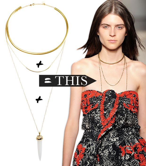 Learn How To Layer Necklaces Like A Pro