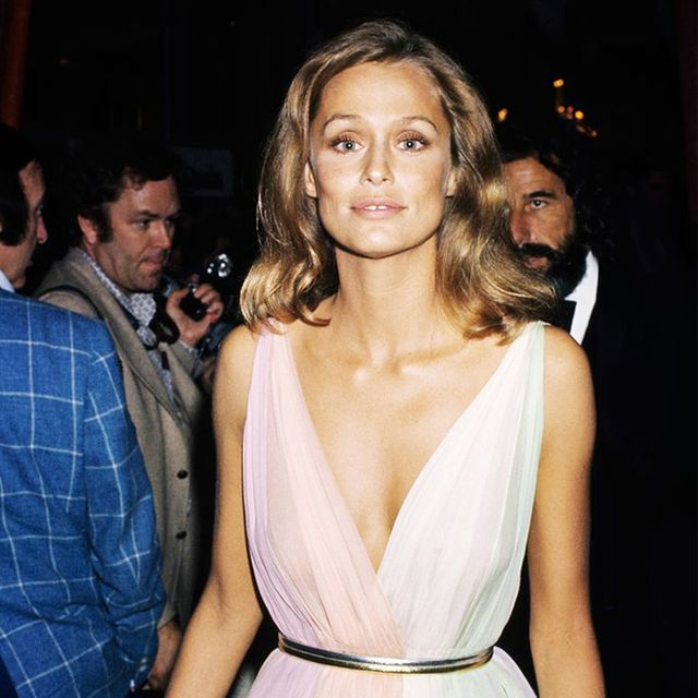 #TBT: Lauren Hutton's Greek Goddess Moment