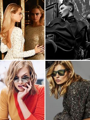 The Model With The Most F/W 14 Campaigns Might Surprise You