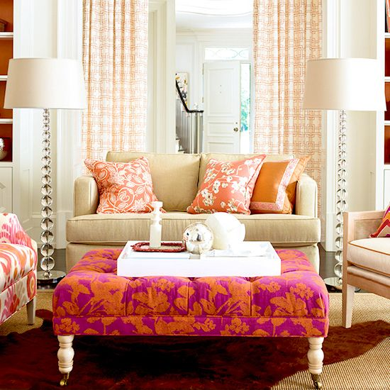12 Fun Fabrics To Brighten Up A Boring Room