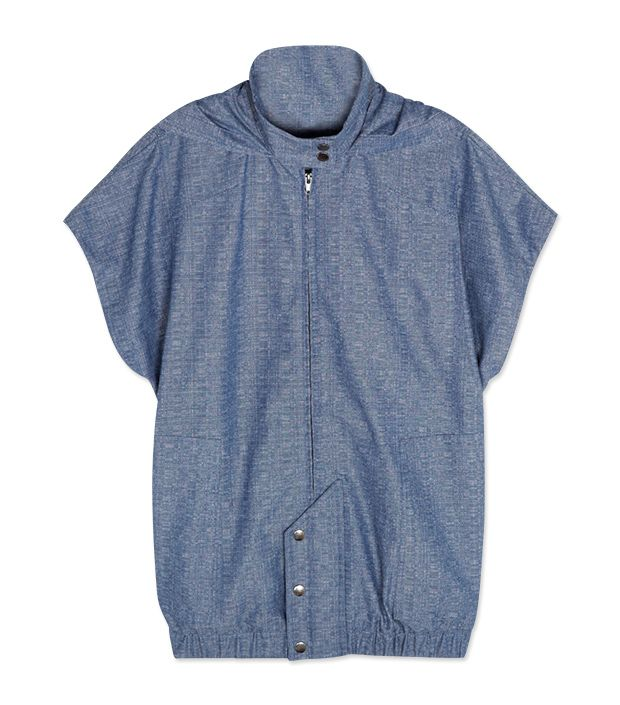 Chambray Jacket ($70)