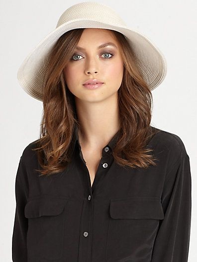photo Polish Your Look With A Stylish Wide-Brim Hat