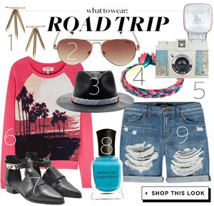 Festival Bound? Hit The Road With Our Stylish Picks