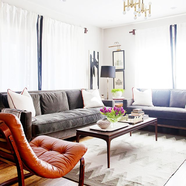 Home Tour: A Stylish, DIY-Filled Family Bungalow