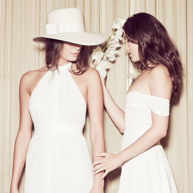 Gorgeous! Shop Reformation's Latest Wedding Dress Collection