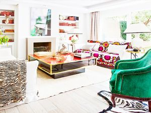 Inside a Spanish Home Full of Statement Pieces