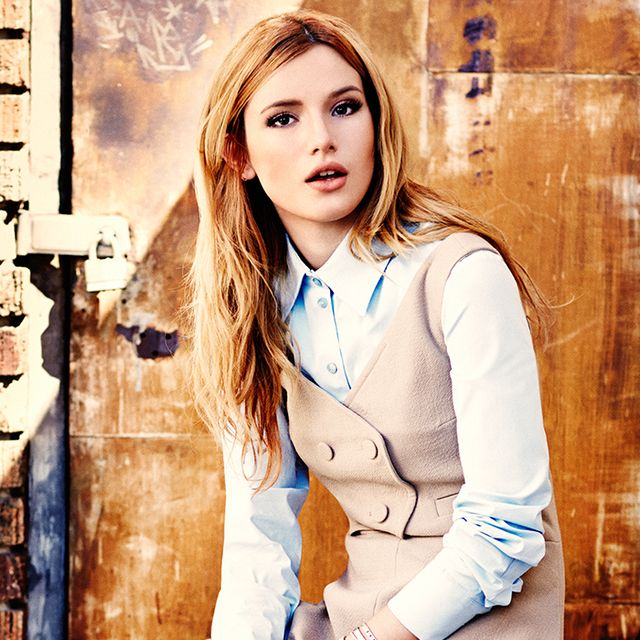 Exclusive: Bella Thorne Gives Us a Preview of Fall's Best Trends