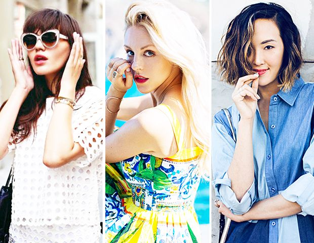 Style Bloggers Chriselle Lim, Peace Love Shea, and Natalie Off Duty Share Their Beauty Secrets