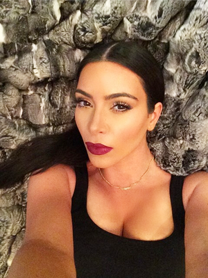 Here's What Kim Kardashian Wears To Take Her Passport Photo