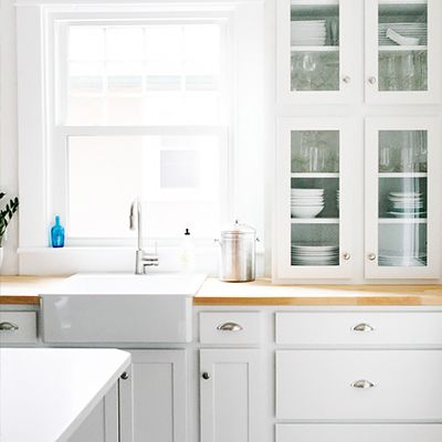 Before and After: A Simply Chic Traditional Kitchen Renovation