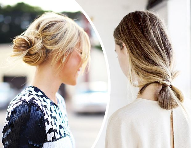 8 Times Low Buns Were Way Cooler Than Topknots
