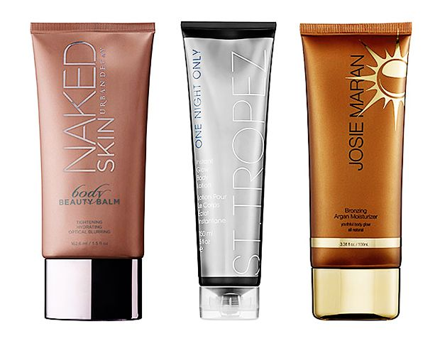 7 Shimmer Lotions That Won't Make You Look Like a Middle Schooler