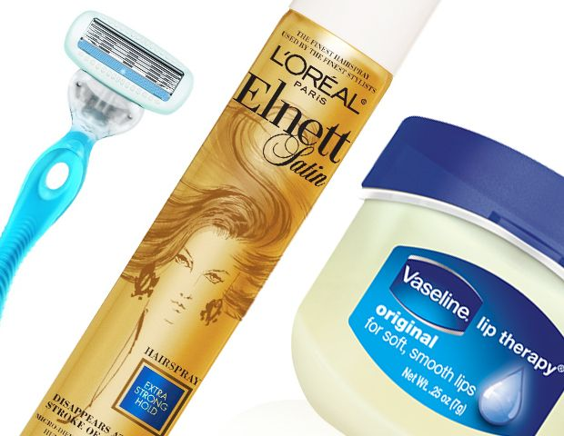 23 Secret Uses For Your Everyday Beauty Products