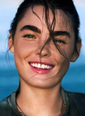 Beach Beauty Inspiration From Marie Claire UK