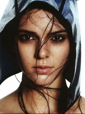 Kendall Jenner's Steamy Spread For Love Magazine